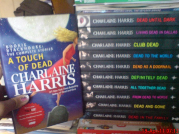 """""""Southern Vampire Mysteries"""" Collection"""