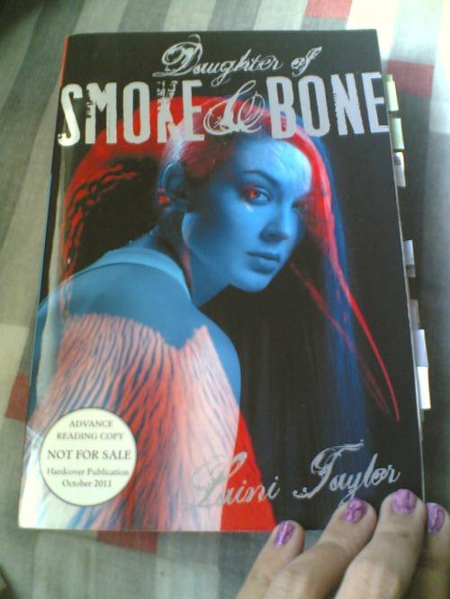 The Daughter Of Smoke