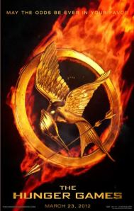 """The Hunger Games"" teaser poster"