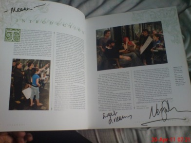 Signed Stardust Companion