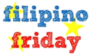 Filipino Friday!