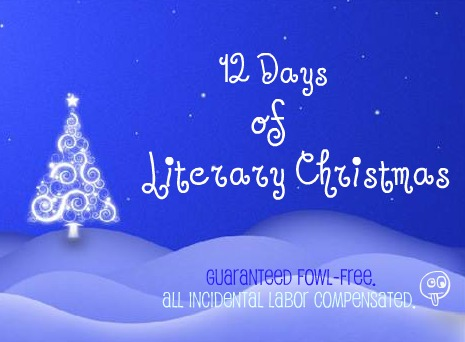 12 Days of Literary Christmas