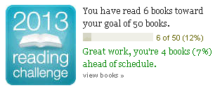 Goodreads   Recent Updates