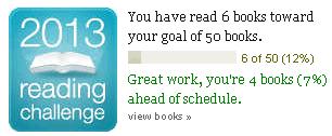 Goodreads   Recent Updates