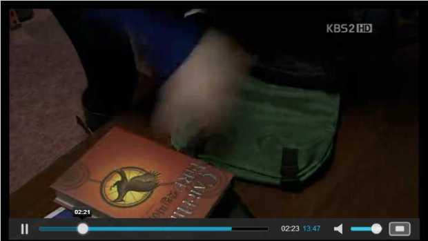 """Screenshot from the Korean drama """"Wild Romance 난폭한 로맨스"""""""