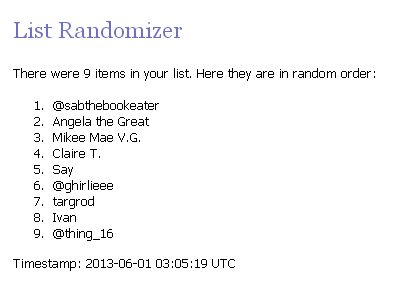 Peter Lerangis Giveaway Winners