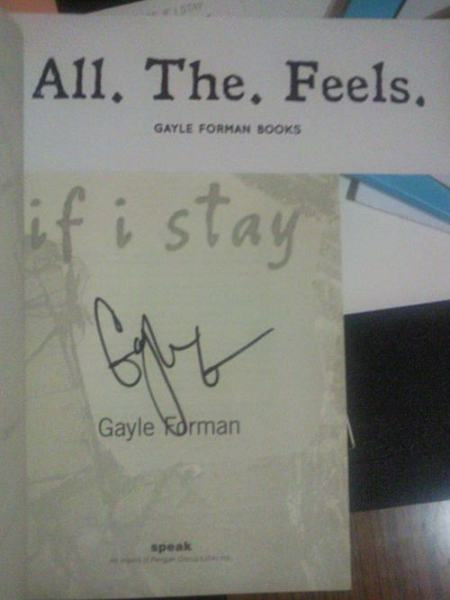 If I Stay giveaway