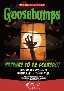 Goosebumps Poster - FINAL